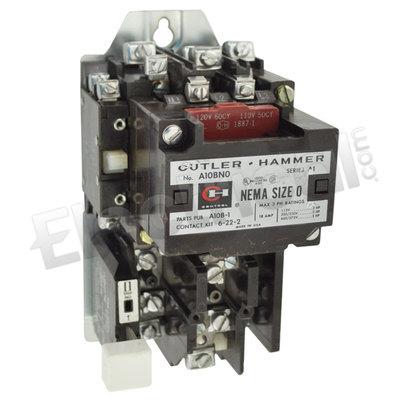 A10 Cutler Hammer Contactor Wiring Diagram - Wiring Diagrams