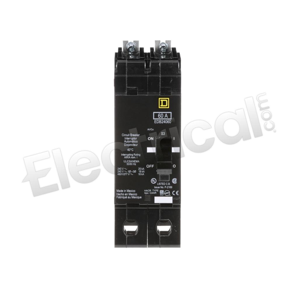 1 YEAR WARRANTY Square D // Schneider Electric FGA34030 Molded Case