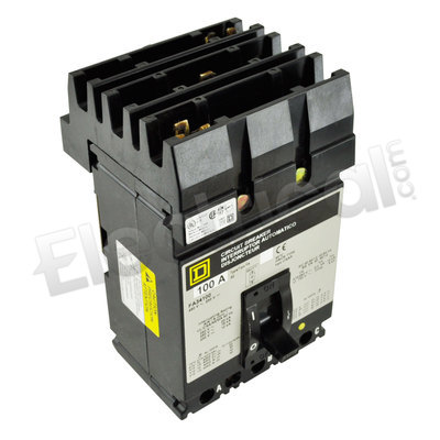 Square D FA36040 Industrial Control System for sale online