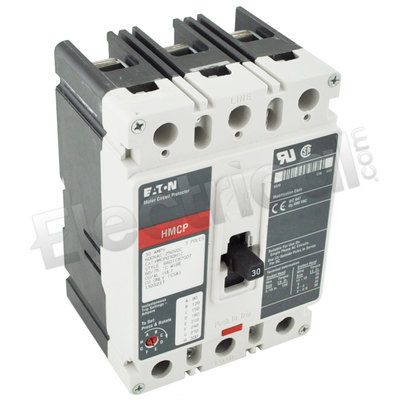 Hmcp030h1c Cutler Hammer Molded Case Circuit Breakers