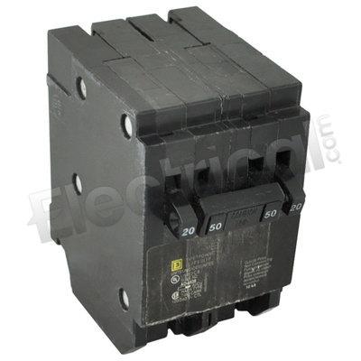 Square D Tandem Circuit Breaker HOMT2020230