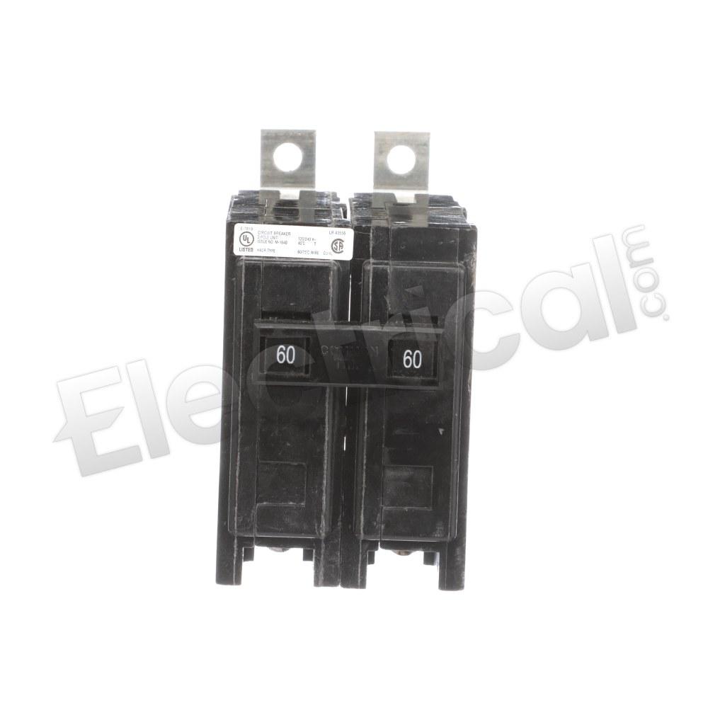 NEW IN BOX Cutler-Hammer QBHW2060