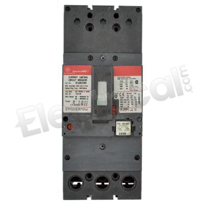 SFLA36AT2200C - General Electric - Molded Case Circuit Breakers on
