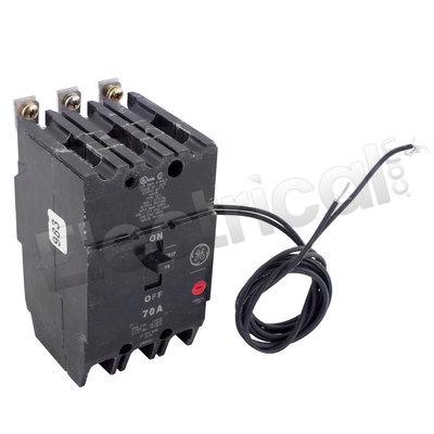 New in Box TEY350 General Electric Circuit Breaker 14kA@480V TEY 50 Amp 480V