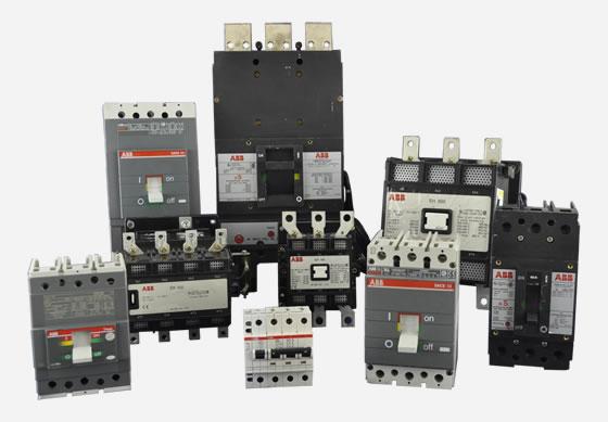 ABB, Asea Brown Boveri - Circuit Breakers, Motor Controls