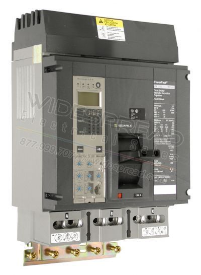 Powerpact Molded Case Circuit Breakers Made By Schneider